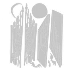 Sizzix/Tim Holtz Die – Gate Keeper