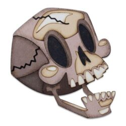 Sizzix/Tim Holtz Die – Skelly