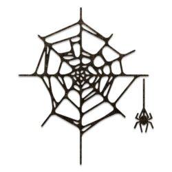 Sizzix/Tim Holtz Die – Spider Web