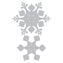 Sizzix/Tim Holtz Die – Stunning Snowflake