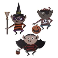 Sizzix/Tim Holtz Die – Trick or Treater