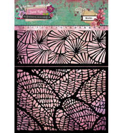 Studio Light Stencil – Just Lou Botanical Collection nr.07