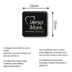Versamark Ink Pad Watermark MINI