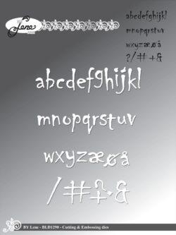 BY LENE DIE – Alfabet – Små bogstaver