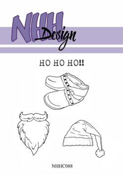 NHH Design Stempel – Julemandens sæt
