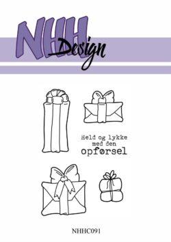 NHH Design Stempel – Gaver