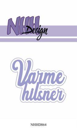 NHH Design Die – Varme hilsner