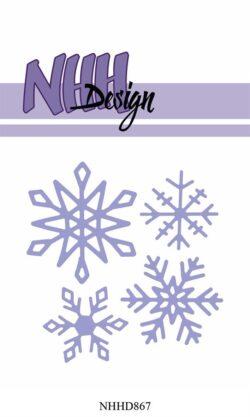 NHH Design Die – Snowflakes