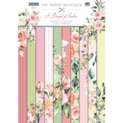 The Paper Boutique – Insert Collection – A4 – A Bouquet Of Sunshine