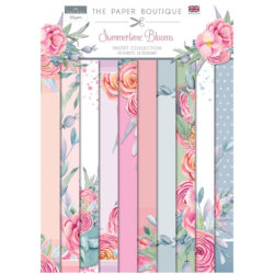 The Paper Boutique – Insert Collection – A4 – Summertime Blooms
