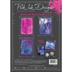 Pink ink – Rispapir – A4 – Winter wonderland