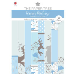 The Paper Boutique – Insert Collection – A4 – Seasons Greetings