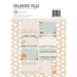 The Paper Boutique – Insert Collection – A4 – Childhood Tales