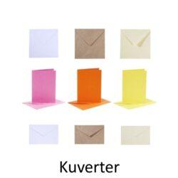 Kort & Kuverter