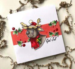 Anemone Design Stempel – Rudolph