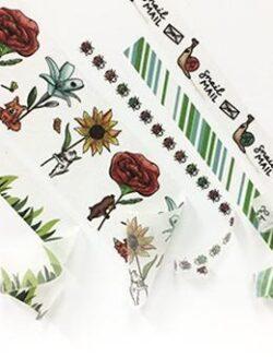Simon Hurley – Washi tape sheets – Snail mail