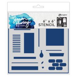 Simon Hurley – Stencil – Window maker