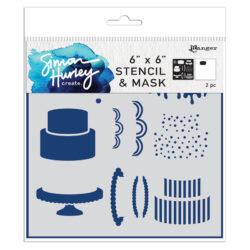 Simon Hurley – Stencil – Cake maker