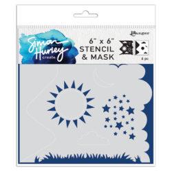 Simon Hurley – Stencil – Scene maker