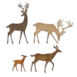 Sizzix/Tim Holtz Die – Darling Deer