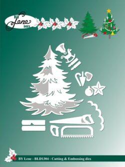 BY LENE DIE – Christmas Tree
