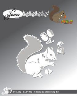 BY LENE DIE – Squirrel