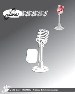 BY LENE DIE – Microphone