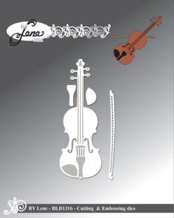 BY LENE DIE – Violin