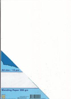NS Blending paper A4 – 10 ark