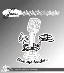 BY LENE STEMPEL – Microphone