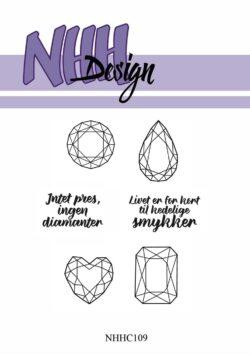 NHH Design Stempel – Diamanter