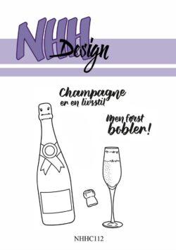 NHH Design Stempel – Champagne