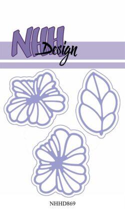 NHH Design Die – Blomster