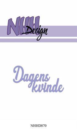 NHH Design Die – Dagens kvinde