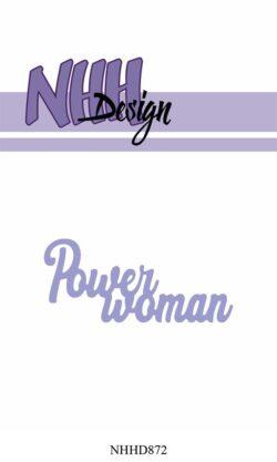 NHH Design Die – Power woman