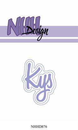 NHH Design Die – Kys med dobbelt skygge