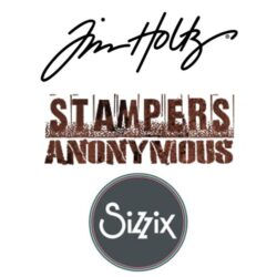 Tim Holtz - Sizzix - stampers-anonymous