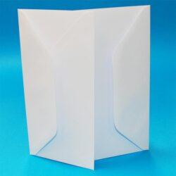 10 stk Kuverter 11×22 Hvid