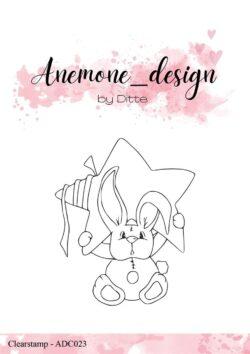 Anemone Design Stempel – Star Rabbit