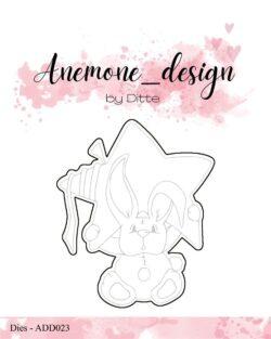Anemone Design Die – Star Rabbit