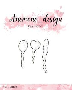 Anemone Design Die – Balloons