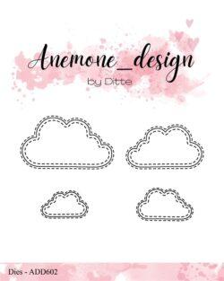 Anemone Design Die – Clouds