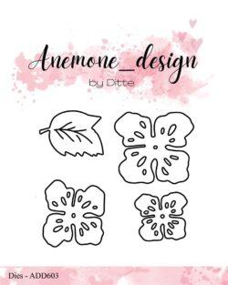 Anemone Design Die – Flowers