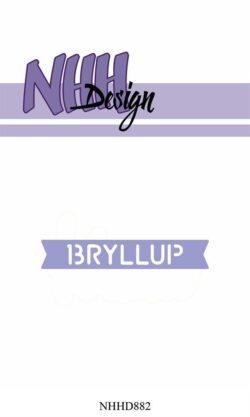NHH Design Die – Bryllup
