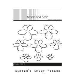 Simple and Basic Die – Sweet Flowers