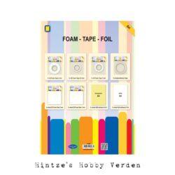 JEJE Produkt 3D Foam Tape & Foil Set