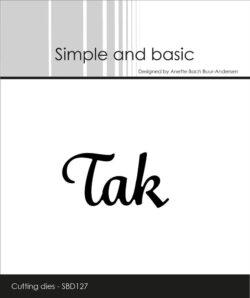 Simple and Basic Die – Tak