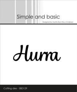 Simple and Basic Die – Hurra