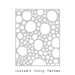 Sizzix/Tim Holtz Die – Bubbling