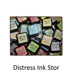 Distress ink Stor